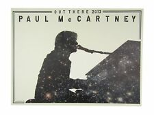Paul McCartney Piano Galaxy Silhouette Lithograph Wall Poster 18 x 24 Official