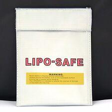 Carga De Polímero De Litio Lipo Safe Bolsa-Pack 18x22cm Lipo Saco * Reino Unido STOCK *