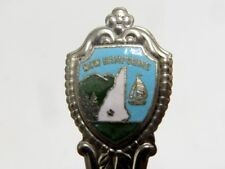 "Vintage Collector Spoon - New Hampshire - 4.5"""