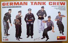 MINIART 35167 WWII German Tank Crew Figuren in 1:35