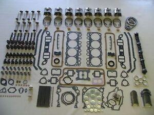 Deluxe Engine Rebuild Kit 59 60 Oldsmobile 394 2bbl carb, Dynamic 88 1959 1960