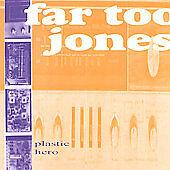 Plastic Hero by Far Too Jones (CD, Nov-1997, Deep South)BRAND NEW FACTORY SEALED