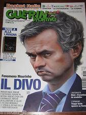 GUERIN SPORTIVO 2008/42=JOSE' MOURINHO IL DIVO INTER=FILM CAMPIONATO=
