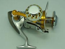 U.J Prk 45mm knob for Shimano Stella Saragosa 10k-25k reel W/8mm B.B. kits Sv-Gd