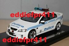 1/43 HOLDEN VE COMMODORE POLICE CAR HIGHWAY PATROL NSW RESIN MODEL SYDNEY WHITE