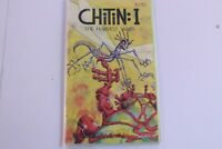 Vintage Metgaming Chitin:1 Strategy War Game Mini Pocket Board Game Unpunched