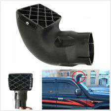 "Durable Polyethylene Car Vehicle Truck Snorkel Head 3.5""/90mm Air Filter Airflow"