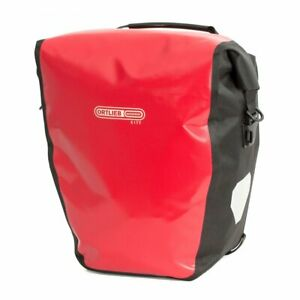 Ortlieb Back-Roller City Bicycle Pannier - Red