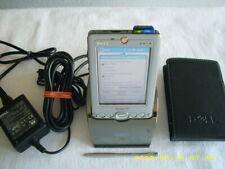 Pocket PC Dell Axim X30 PDA mit Dockingstation und Netzteil