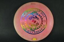 Ibex X-Link (Med) 1st Run 176g Players Cup 2011  NEW Vibram PRIME Disc Golf Rare
