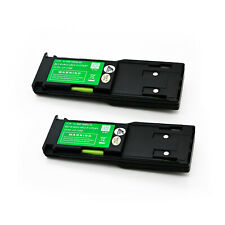 2 x 1800mAh Hnn8148 Hnn8148A NiMh Battery for Motorola Radius P110 P-110 Radio