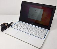 "HP Chromebook 11 - 11.6"" Laptop Samsung Exynos 5 @ 1.70GHz 2GB RAM 16GB A Grade!"