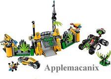 NEW LEGO Chima 70134 Lavertus' Outland Base Set and manual - *NO MINIFIGURES*