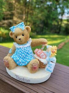 2005 Sister Cherished Teddies Tootie 4005158 Love Is Your Special Tea