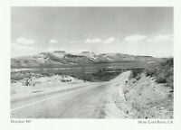 "*Postcard-""Highway 395"" (Marty Ranch-Left)  ...*Mono Lake Basin, CA.- (H11)"
