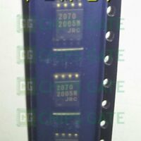 5PCS NJM2070M SOP8 JRC