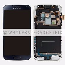 OEM Samsung Galaxy S4 i545 L720 R970 LCD Display Touch Screen Digitizer + Frame