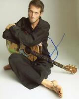 "Ben Taylor ""Kung Folk"" AUTOGRAPH Signed 8x10 Photo B"
