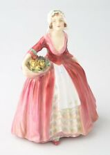 """""""Janet"""" Hand-Painted Royal Doulton Porcelain Figurine #HN1537 Great Condition!"""