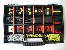 15 x AMP Superseal maschio set 1 - 6 pin Starter Set, BOX, MOTO BENELLI