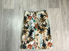 Womens Vintage Etro Japanese Floral Skirt Size 42