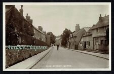 1913 High Street Quorn Leicestershire Postcard C909