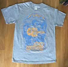 More details for led zeppelin north american magic 1970 rare t shirt medium new