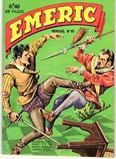 EMERIC NUMERO 18  ARTIMA 1965 RARE MELLIES  SUPERBE ETAT