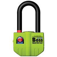 Oxford Big Boss Alarm Disc Lock - 16mm! Insurance approved.