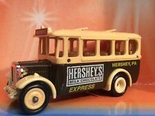 "Rare Lledo Diecast 1935 Dennis Bus ""Hershey's"" Boxed"