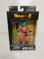 Dragon Ball Z: Dragon Stars - Super Saiyan Blue Goku Action Figure - Bandai