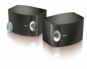 Brand New Bose 301V Direct/Reflecting Speaker System - Black