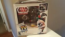 Star Wars Classic Battles Plug and Play TV Game Jakks Pacific - 5 GAMES IN ONE