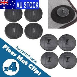 X4 T shape Floor Mat Fastener Clip FOR BMW E60 E83 F20 F30 F10 F11 Carpet Holder
