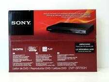 Sony DVP-SR760H (schwarz) - DVD-Player (HDMI, 1080p Upscaling, USB)