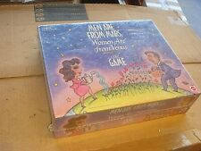 Mattel - Men Are From Mars ,Women Are From Venus Board Game - New and Sealed