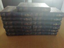 London Mackenzie The National Encyclopedia 1880 13 Volumes