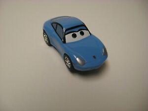 RARE Carrera First Disney Pixar CARS Sally Slot Car; Tested - Works!!!!