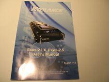 Koolance Exos-2 LX, Exos-2.5 Manual FREE DELIVERY
