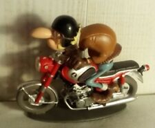 MOTO FIGURINE JOE BAR TEAM N°16 HONDA CB 72 Super Sport