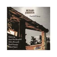 Richard Johnston Foot Hill Stomp CD FTRC 2002 NEW