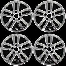 "4 CHROME fits 2014-15 Kia Sorento 17"" Wheel Skins Hub Caps Rim Covers Simulators"