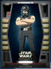 Topps Star Wars Card Trader Digital 2020 Vader Black Base Griff Halloran Tier 7