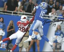 Kenny Golladay Signed 8x10 Photo Detroit Lions Jumping ~ Golladay Authentic Auto