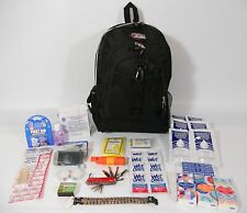 72 Hour Emergency Preparedness Kit Disaster Survival Earth Quake Zombie2 BOB