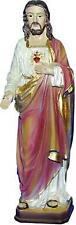 Heiligenfigur Jesus Christus Höhe 20cm Handbemalen