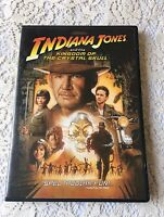 Indiana Jones and the Kingdom Of The Crystal Skull DVD 2008