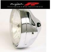 Crystal clear Chrome headlight for Ducati Monster 916 996 1000 bike head light