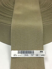 3.5 Inch MilSpec Military Webbing MIL-W-17337 C/2 COYOTE