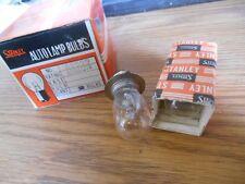 NOS Stanley A3599 Honda C102 CA102 6V 20/20W Headlight Bulb 34901-003-671 Qty 2
